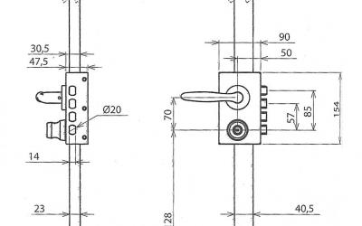 Serrure haute sécurité PICARD sephira 2 posée à 685 € TTC
